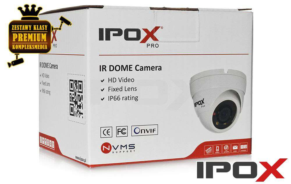 Pudełko kamery PX-DH2028-E IPOX