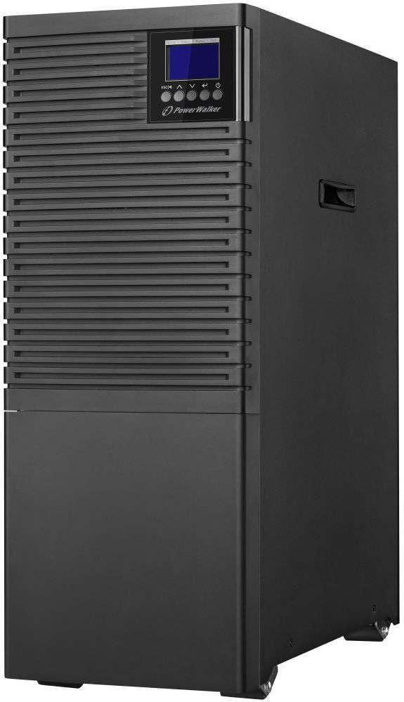 VFI 10000 TGB PF1 PowerWalker montaż RACK TOWER