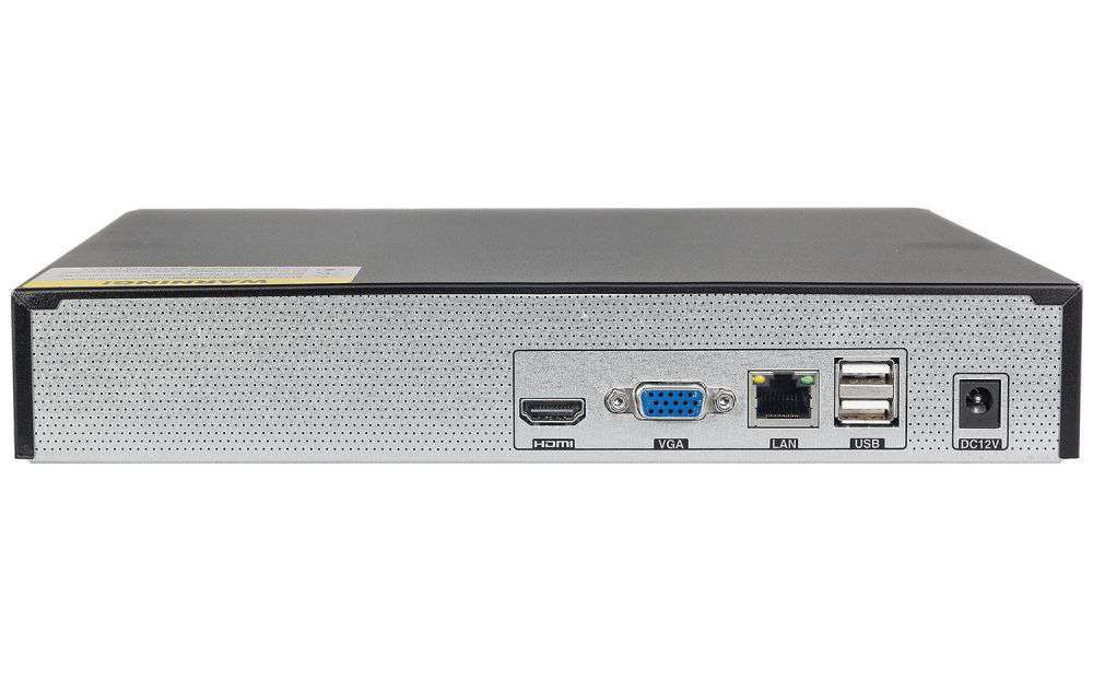 ☆ 4 kanałowy ☆ max 5MPX ☆ 32Mbit ☆ SATA do 12TB ☆ ONVIF ☆ RTSP ☆ H.265 ☆ HDMI ☆ PTZ ☆ P2P ☆ DDNS ☆ ONVIF ☆ 2x USB
