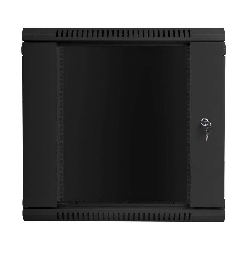 12u 450mm szafa rack 19 czarna