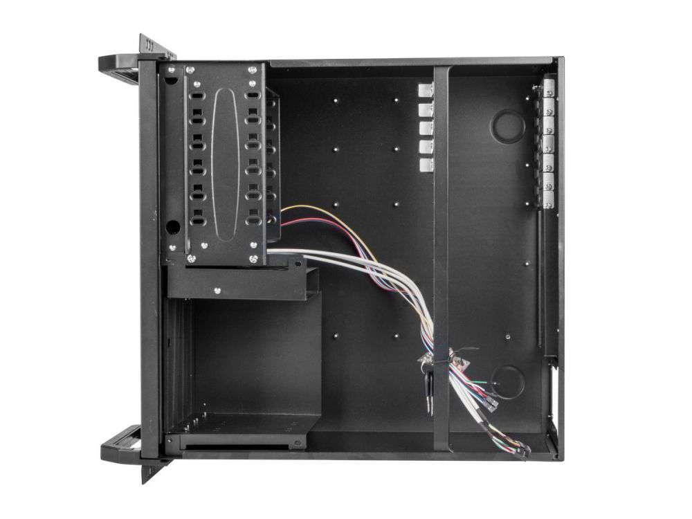 ☆ do montażu komputera / serwera w szafie RACK 19