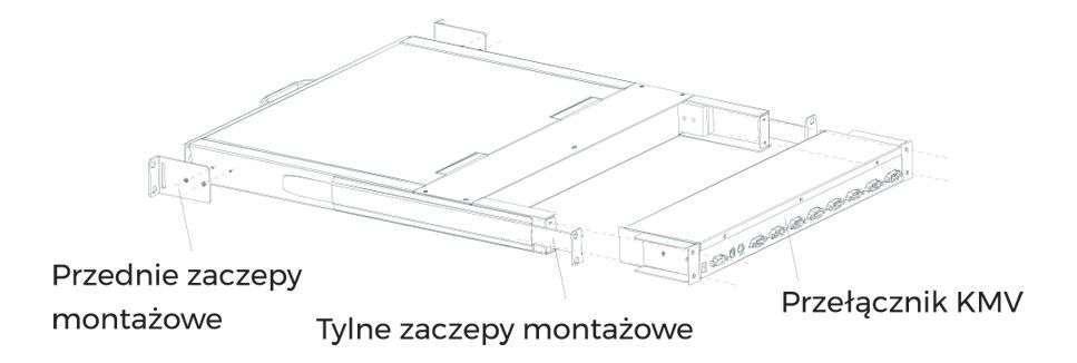 kvm stlcon1916v2 16x schemat opisowy