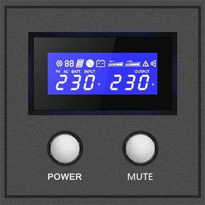 PowerWalker VI 2200 RLE HID wyświetlacz LCD