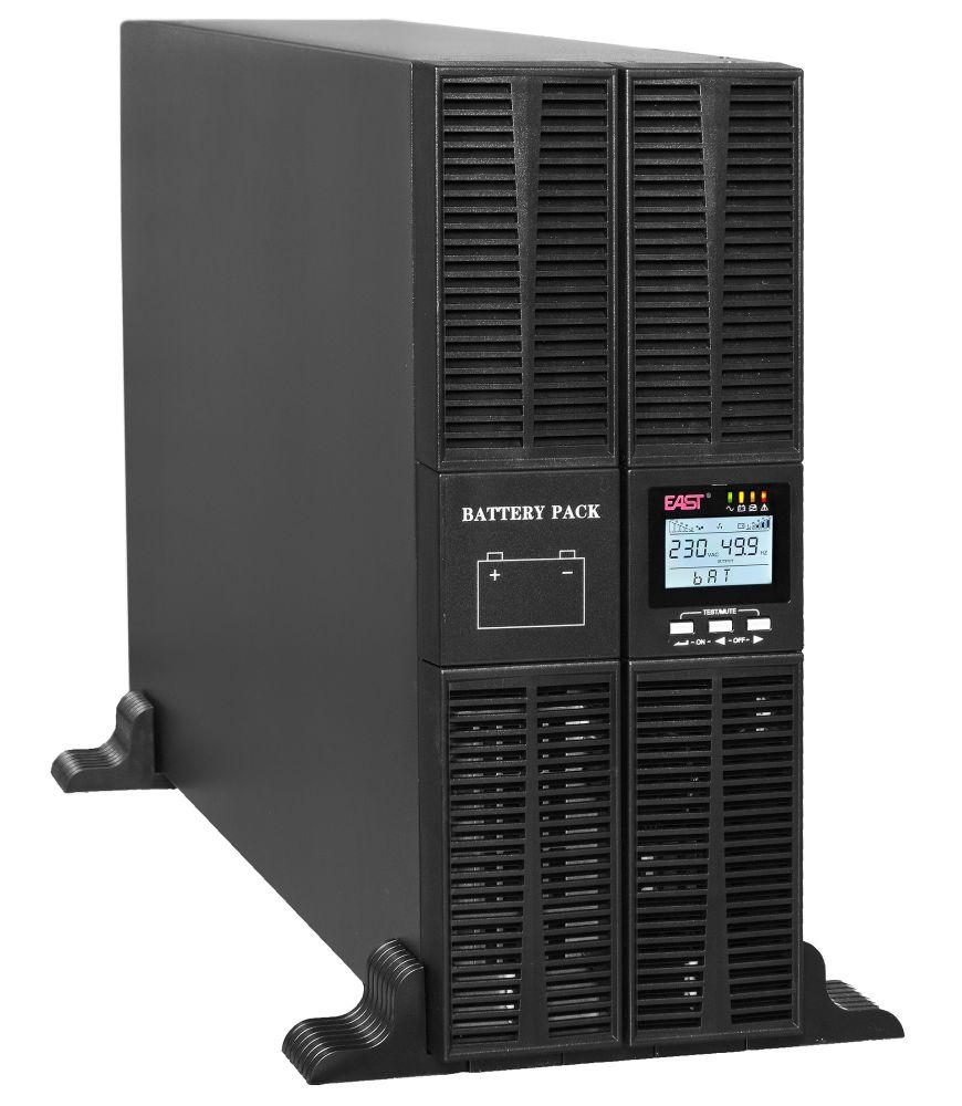 Zasilacz awaryjny UPS RACK 6kVA/5.4kW UPS6000RT/EPO EAST