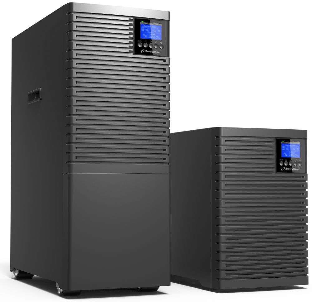 Zasilacz UPS online 10kVA/10kW VFI 10000 TGS PF1 PowerWalker