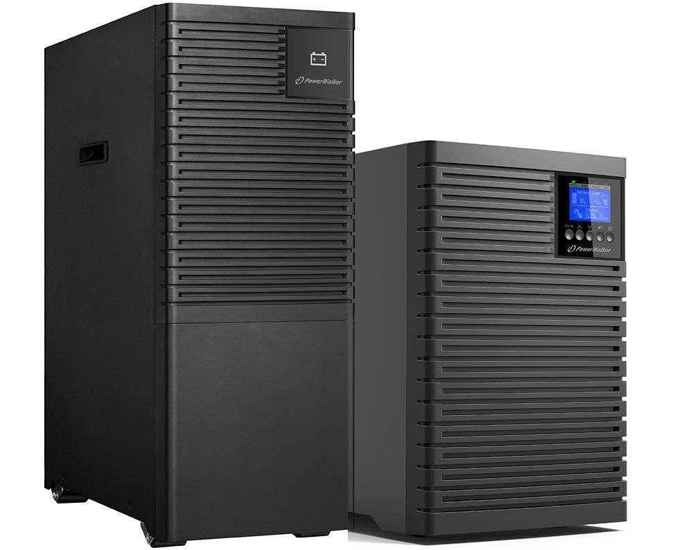 2w1 Zestaw zasilania awaryjnego UPS VFI 6000 TGS PF1 + BP S192T-32x9Ah (10134038)