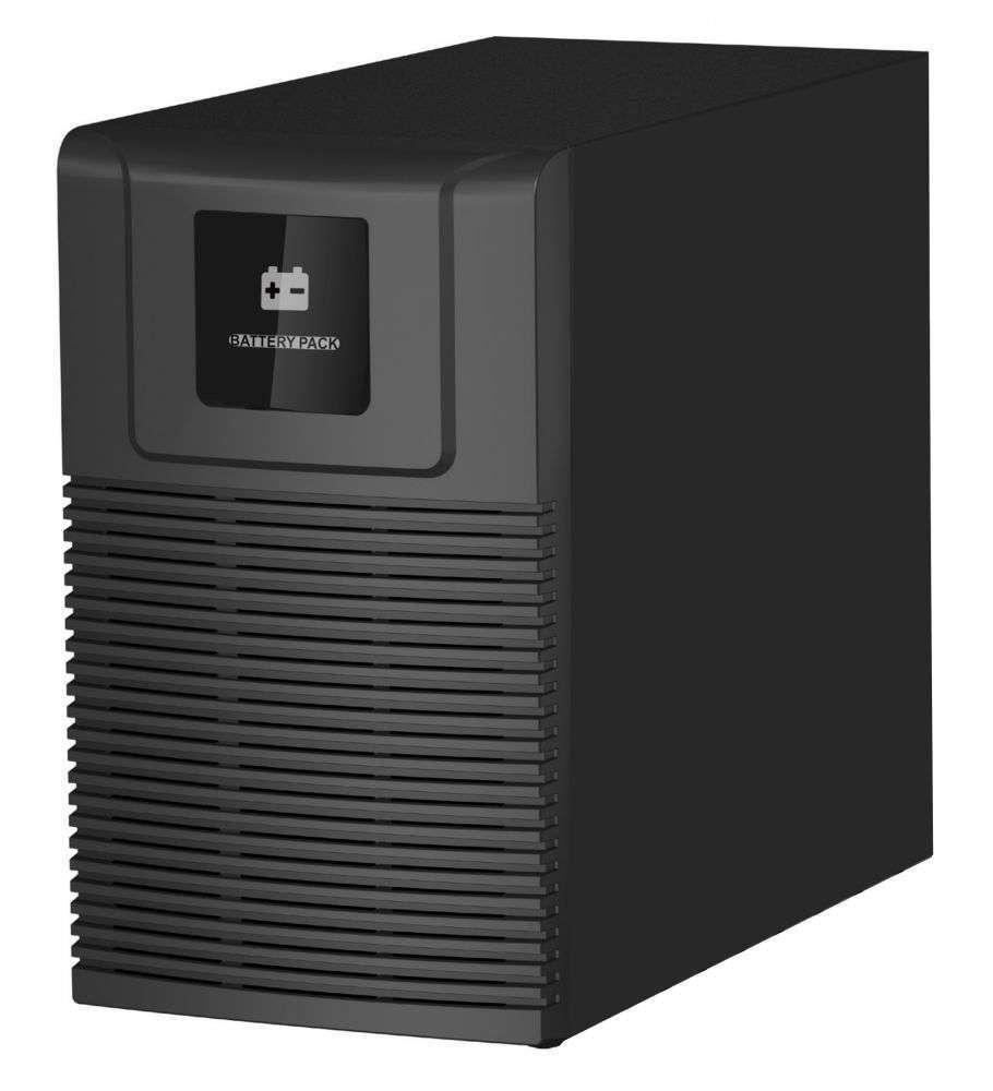 2w1 Zestaw zasilania awaryjnego UPS VFI 3000 TGB + BP S72T-12x9Ah (10134033)
