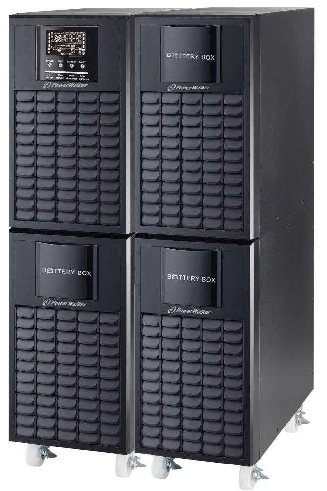 2w1 Zestaw zasilania awaryjnego UPS VFI 10000 CG PF1 + BP A240T-40x9Ah (10120558)