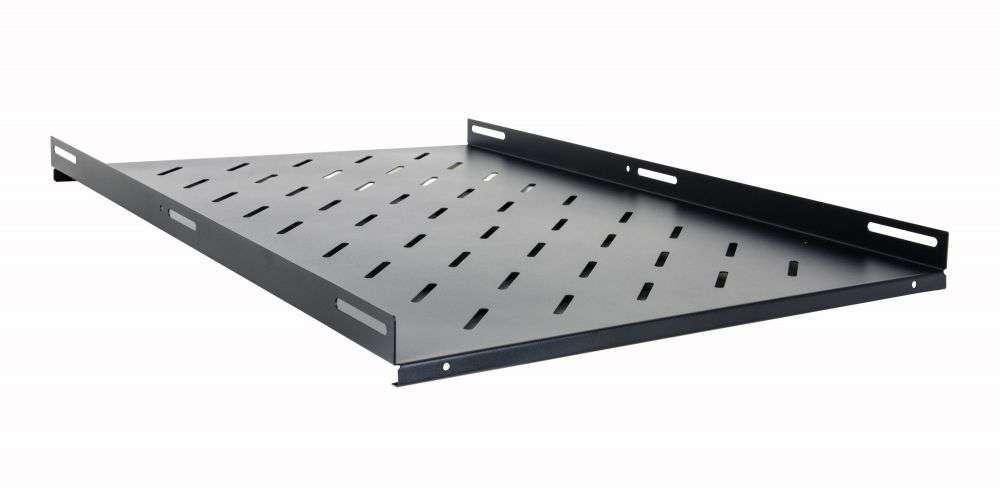 Stała półka głębokości 700mm STLCA-FS100-B Startlan czarna RAL9005