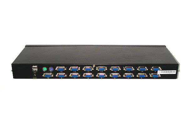 Przełącznik Wave KVM #07341 AS-3116 DU