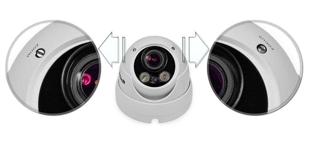 kamera cyfrowa ipox px-dvi2002sl-p/w ipox obiektyw