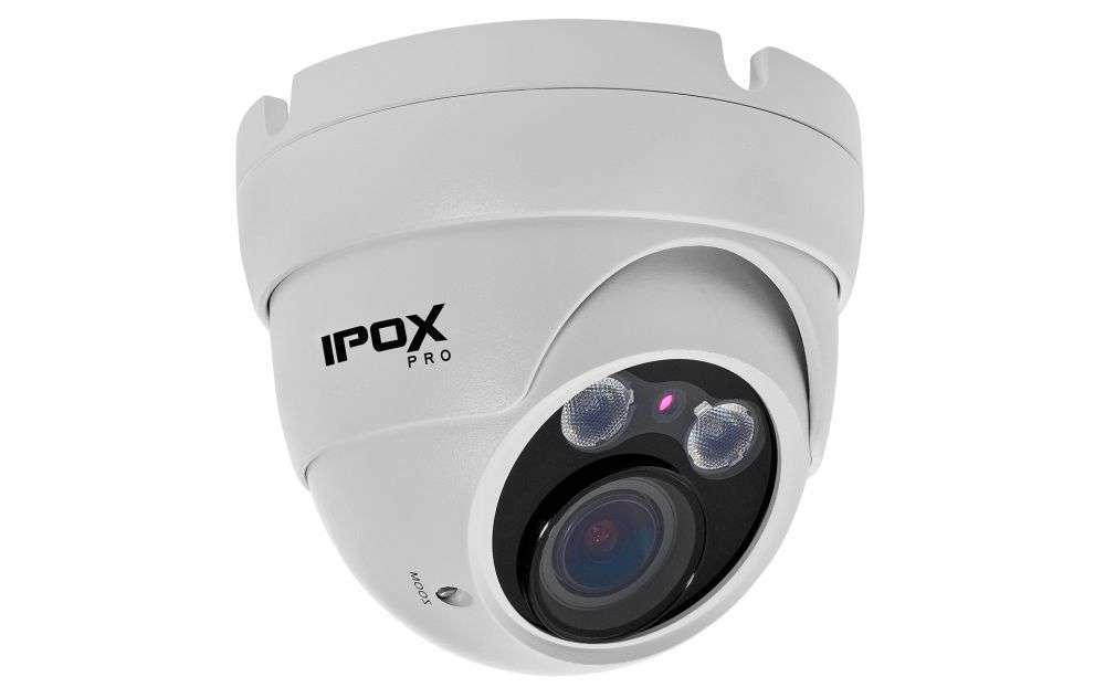 kamera kopułowa px-dvi2002sl-p/w ipox
