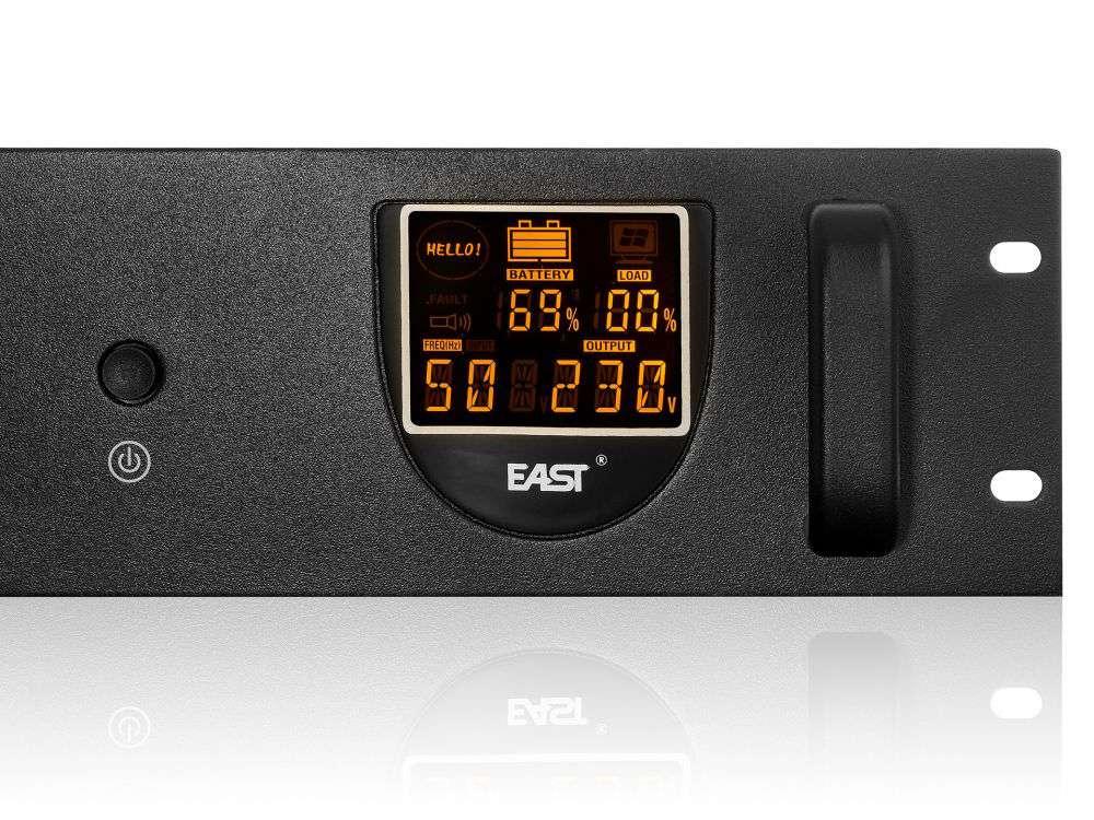 UPS650-R-LI EAST STABILIZATOR NAPIĘCIA AVR