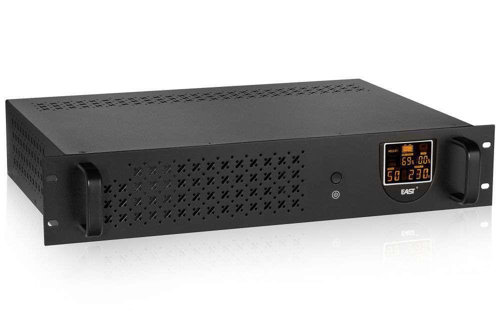 Zasilacz awaryjny UPS RACK 650VA/390W UPS650-R-LI EAST