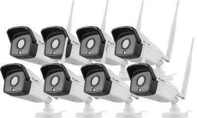 8x Kamera tubowa IP Wifi lanberg ics-0808-0013