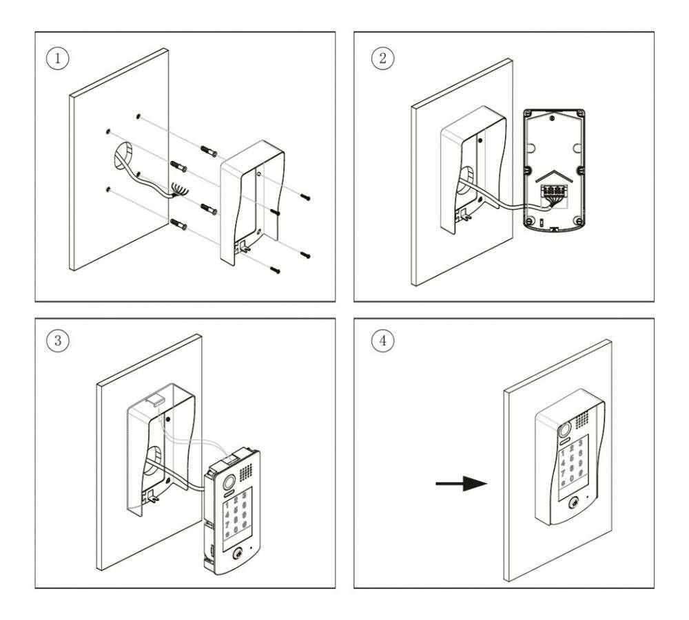 vidos duo s1301-d- instrukcja montażu