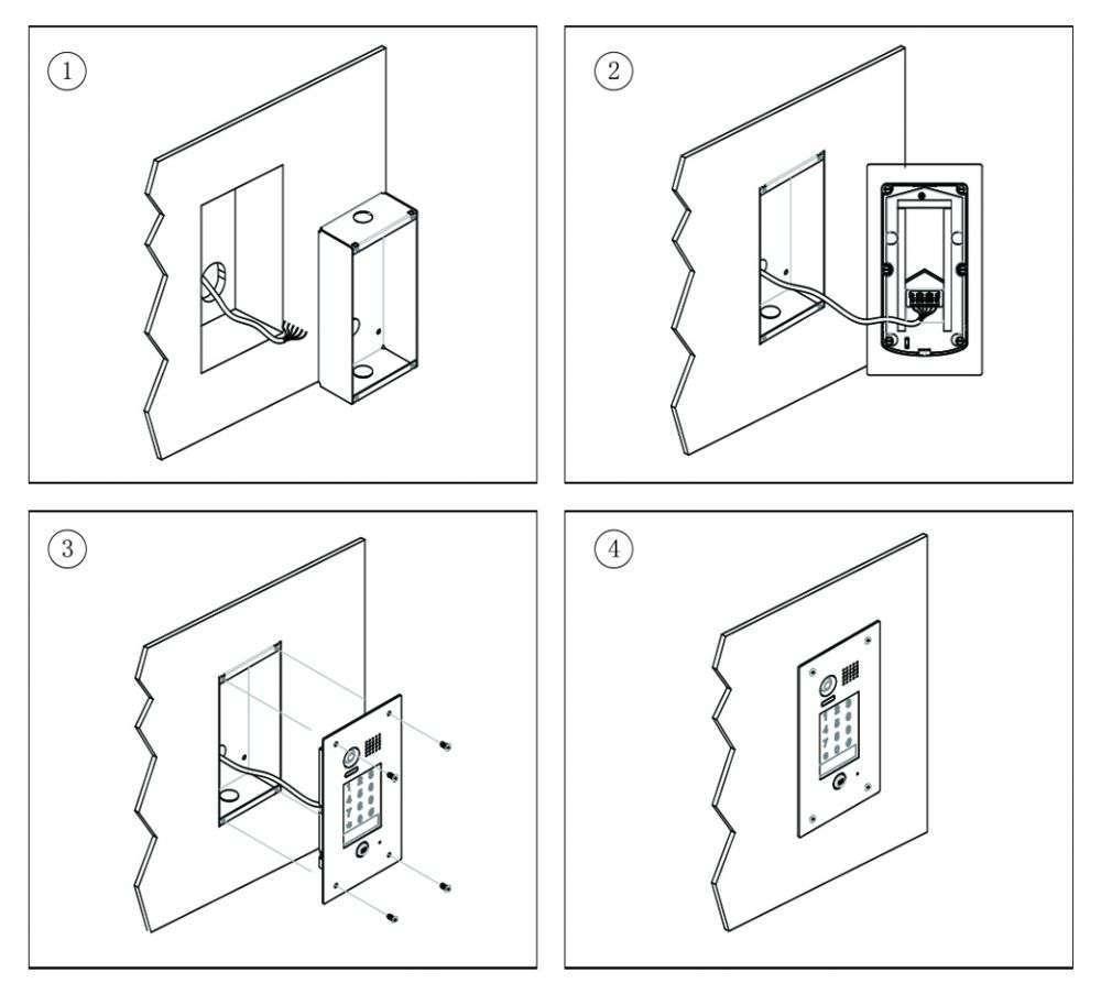 vidos duo s1401-d- instrukcja montażu