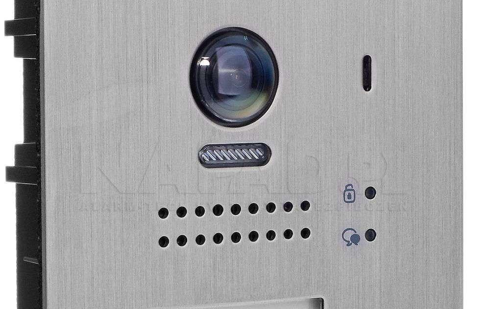 vidos duo s1201-a - obiektyw stacji bramowej