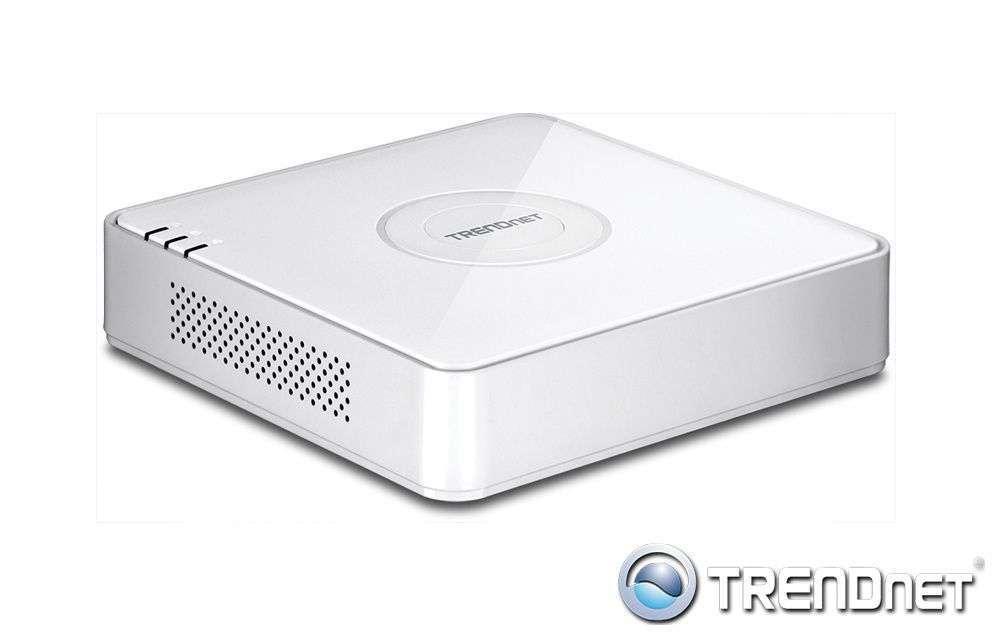 zestaw 4 kamerowy kanały do monitoringu ip zmip-tre4kb20 trendnet