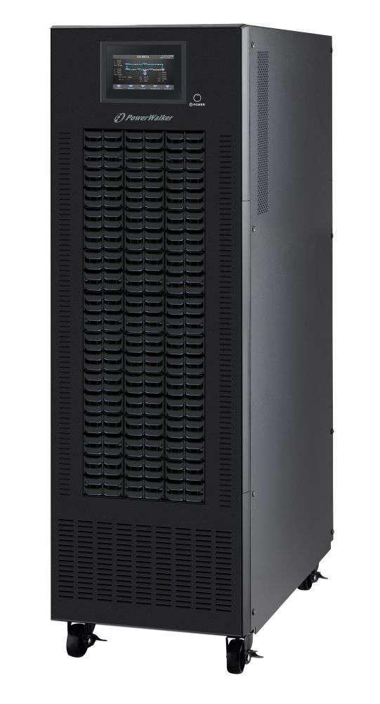 Zasilacz UPS 3-fazowy 30kVA/30kW VFI 30K CPG PF1 3/3 BI PowerWalker
