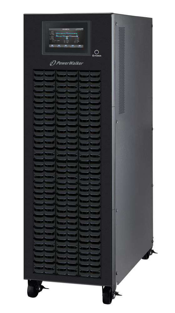 Zasilacz UPS 3-fazowy 20kVA/20kW VFI 20K CPG PF1 3/3 BX PowerWalker
