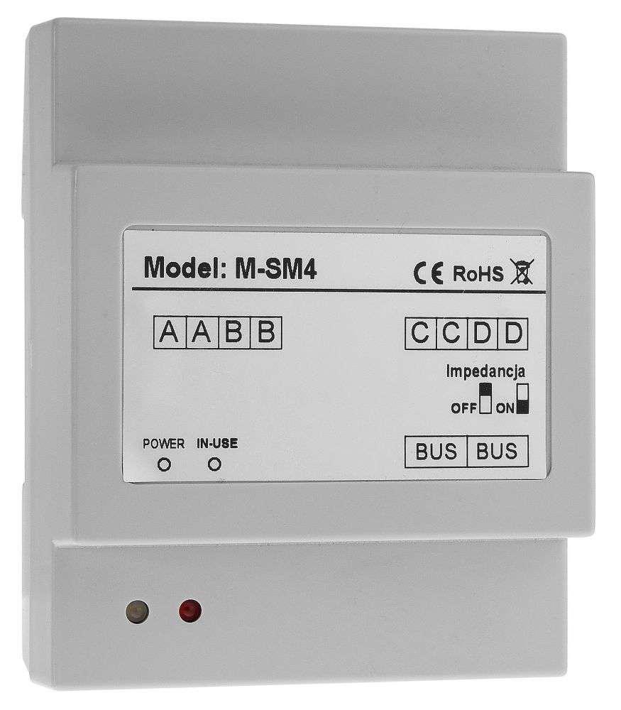 M-SM4 - Sterujący Moduł funkcyjny Vidos Duo