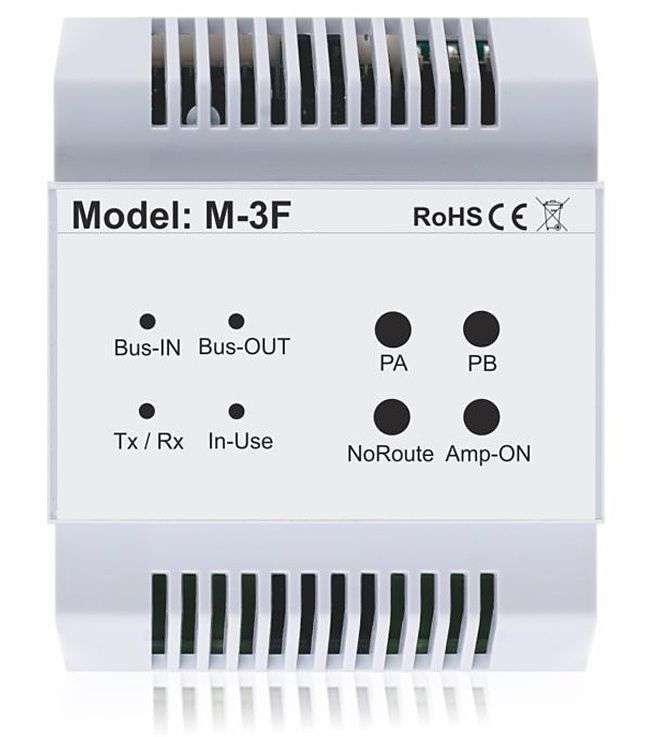 M-3F - Sterujący moduł wielofunkcyjny Vidos Duo