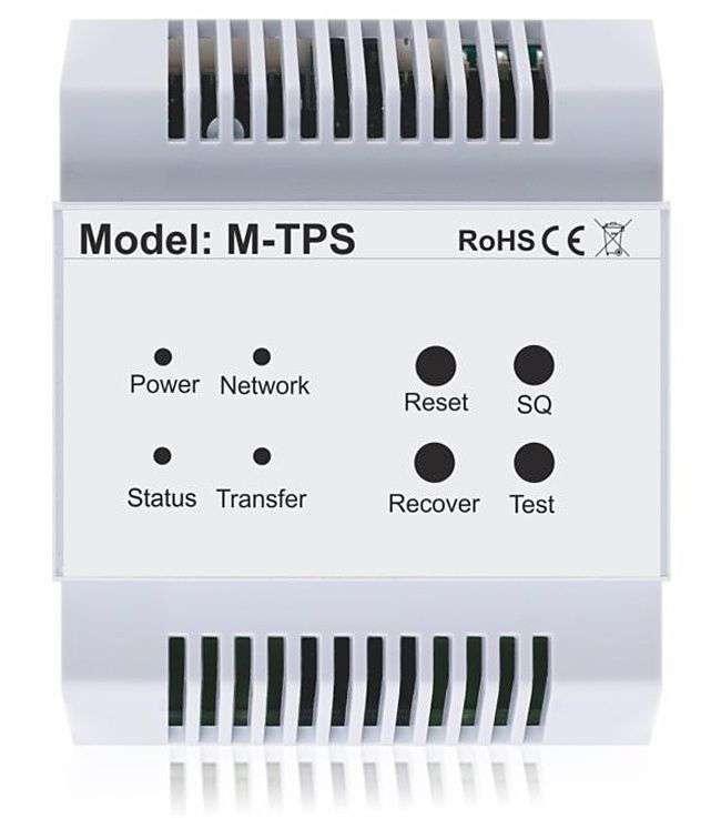 M-TPS - Sterujący moduł funkcyjny Vidos Duo