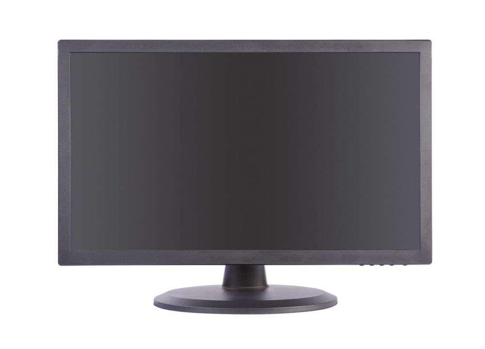 Monitor 18.5'' LED do monitoringu CCTV DS-D5019QE-B Hikvision