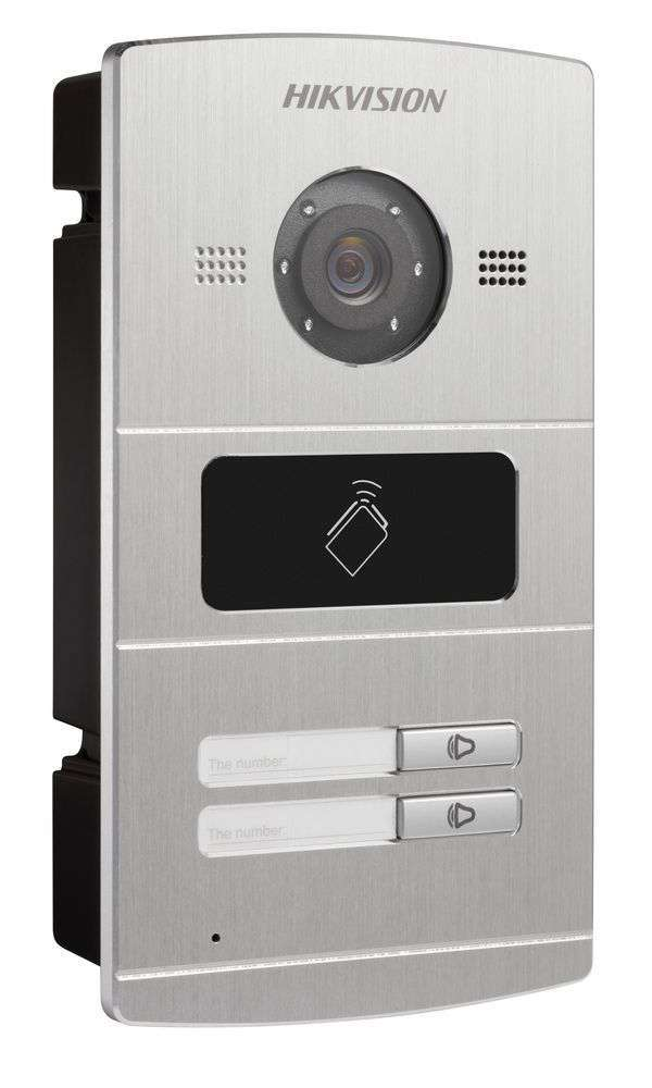 Stacja bromowa do wideodomofonu IP DS-KV8202-IM Hikvision