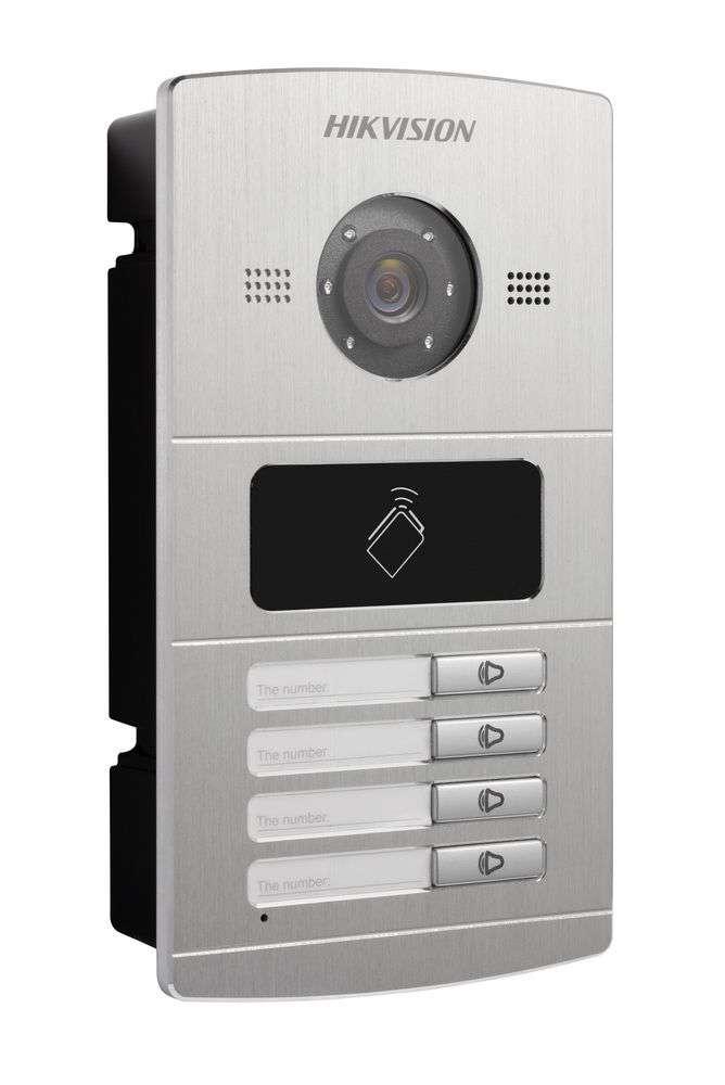 Stacja bromowa do wideodomofonu IP DS-KV8402-IM Hikvision