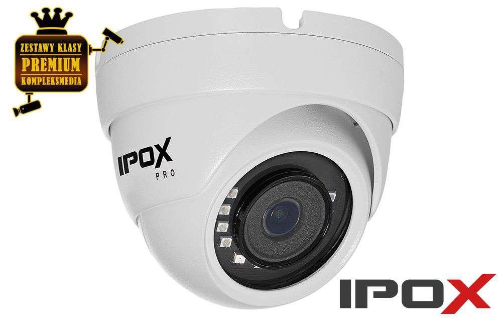 kamera kopułowa px-dip5028-p ipox