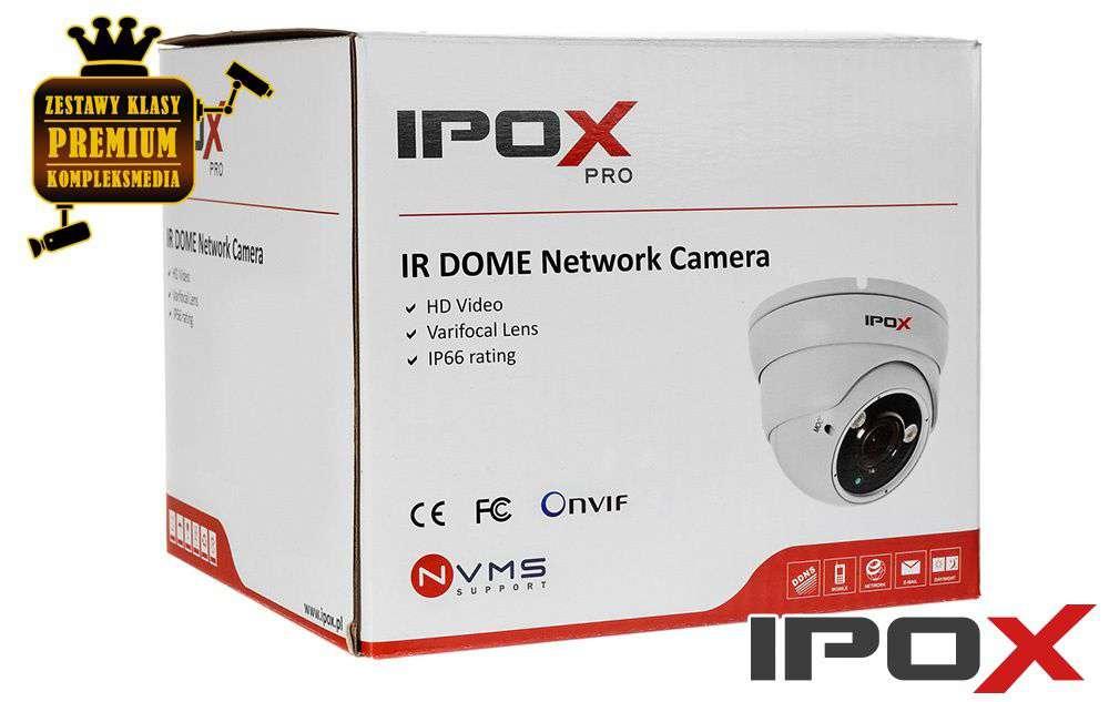Pudełko kamery PX-DVH2002-E IPOX