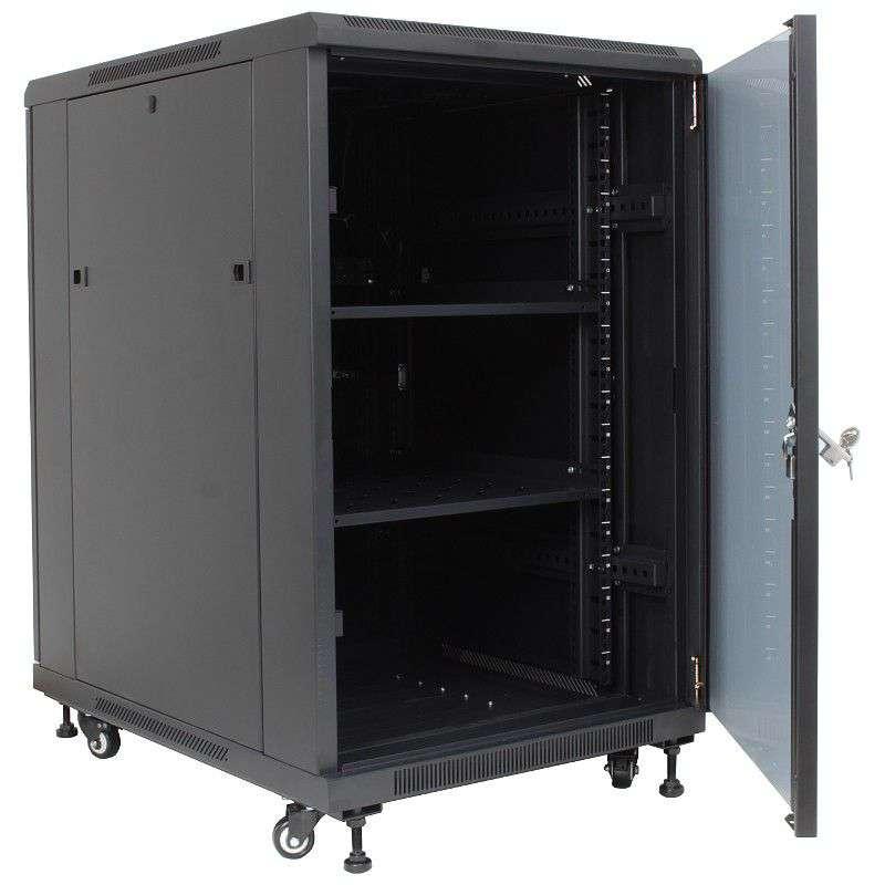 nce18-66-baa-c szafa 18u rackowa rack linkbasic
