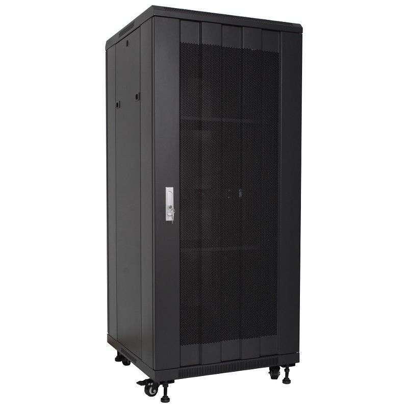 BL-SRS19276100PM-1C - szafa rack 600x1000 27U