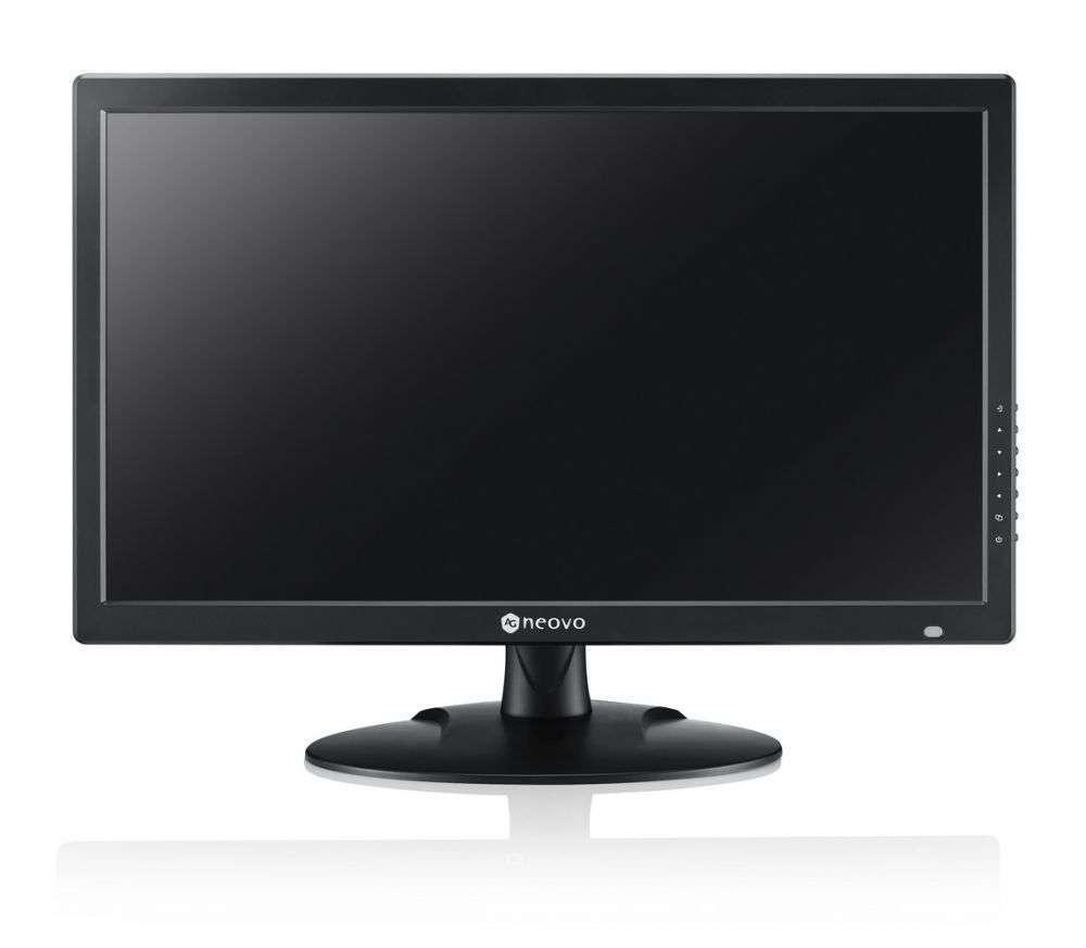 Monitor 19'' TN LCD do monitoringu 24/7 CCTV SC-19E AG Neovo