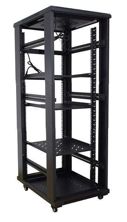 "Szafa Rack 19"" 35U 600x800 Base Link BL-SRS1935680SM-1C - serwerowa"