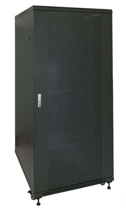 "Szafa Rack 19"" 32U 800x1000 Base Link BL-SRS19358100SM-1C - serwerowa"