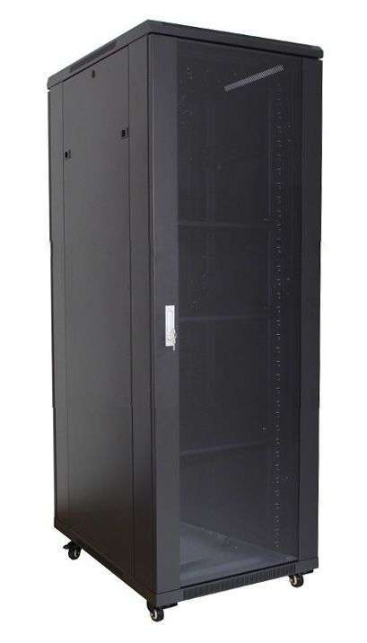 "Szafa Rack 19"" 32U 600x800 Base Link BL-SRS1932680SM-1C - serwerowa"