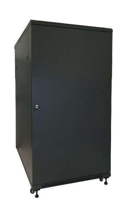 "Szafa Rack 19"" 30U 800x1000 Base Link BL-SRS19308100SM-1C - serwerowa"