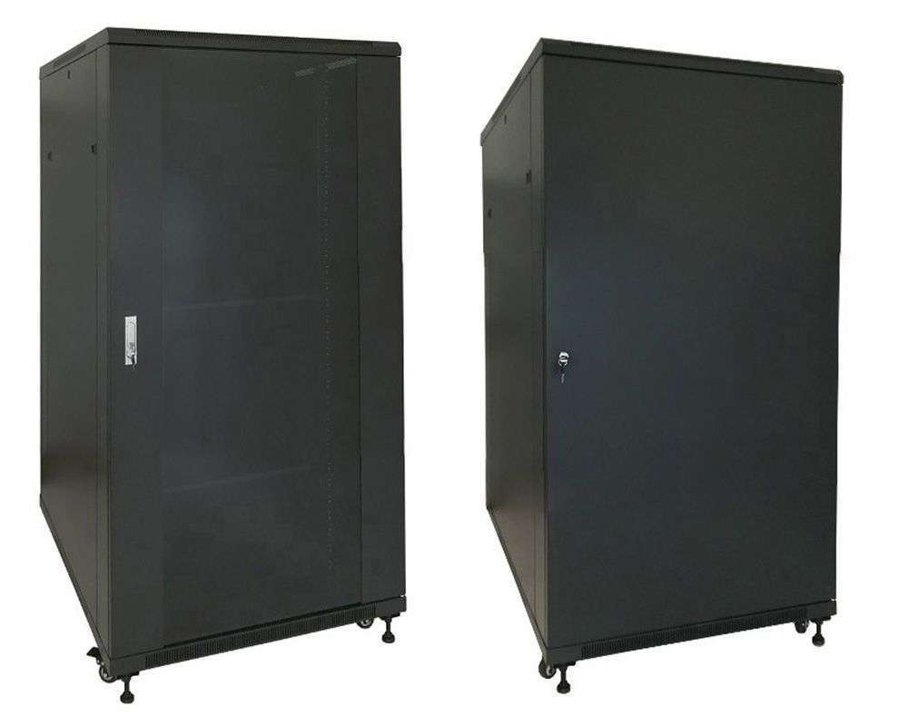 """Szafa Rack 19"""" 30U 800x800 Base Link BL-SRS1930880SM-1C - stojąca"""
