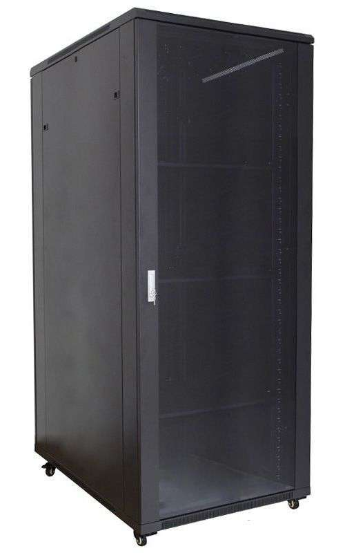 "Szafa Rack 19"" 42U 800x800 Base Link BL-SRS1942880SM-1C - serwerowa"