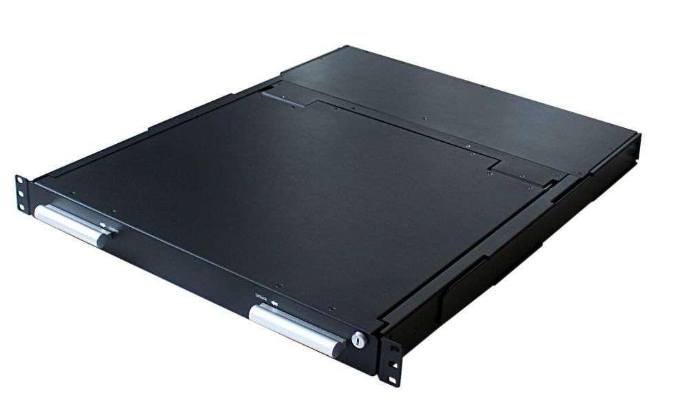 """16-portowy przełącznik KVM 19"""" LCD KVM-1916AST-M2 Annso"""