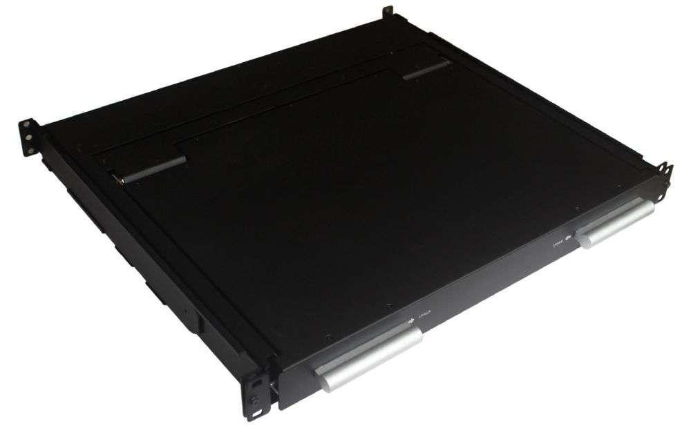 """8-portowy przełącznik KVM 17"""" LCD KVM-1708S-AST-M2 Annso"""