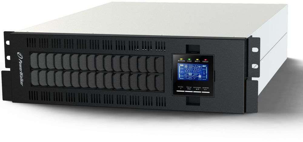 Zasilacz awaryjny UPS online VFI 10000 CRS LCD