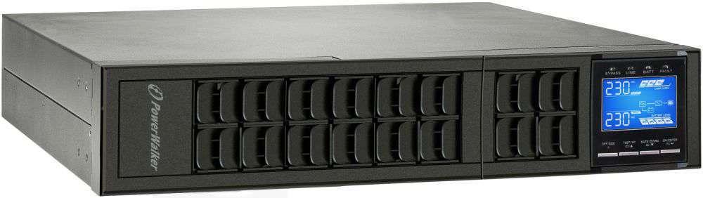 Zasilacz awaryjny UPS online VFI 6000 CRS LCD