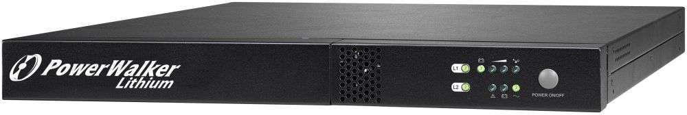 "Zasilacz UPS rack 19"" 1000VA/800W VFI 1000 LR1U PowerWalker"