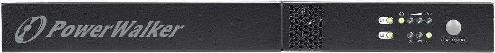 UPS PowerWalker VFI 1000 LR1U LITHIUM LCD