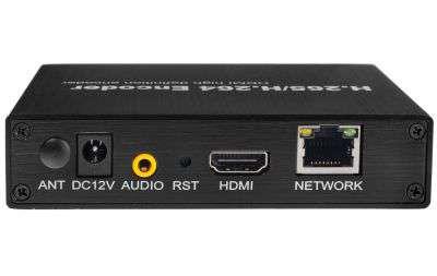 Enkoder do LIVE streamingu obrazu HDMI i dźwięku PX-EN265 IPOX