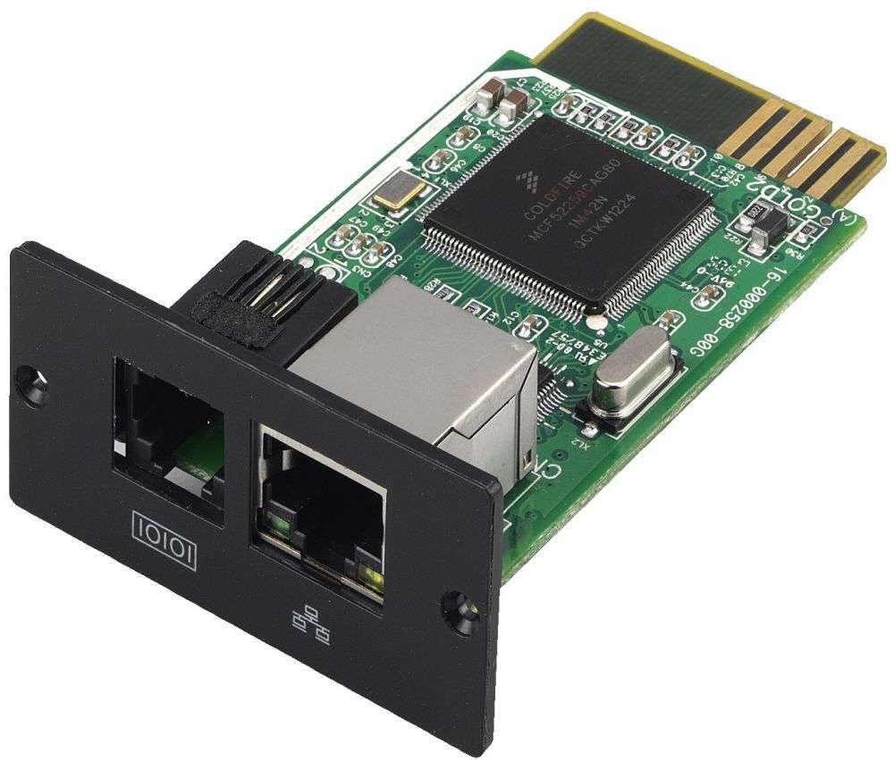 Moduł SNMP dla UPS PowerWalker karta zdalnej kontroli 10120505